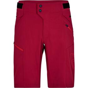 Ziener Neonus X-Function Shorts Men red pepper